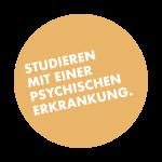 Logo Studieren mit einer psychischen Erkrankung: wie geht das?
