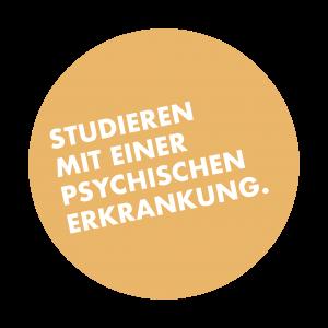 Logo Studieren mit einer psychischen Erkrankung: (wie) geht das?