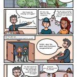 Vorschaubild zum Comic Warum sind die so komisch